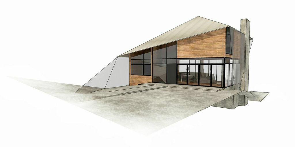 Seattle Renovation rendering. Courtesy of TMDD.