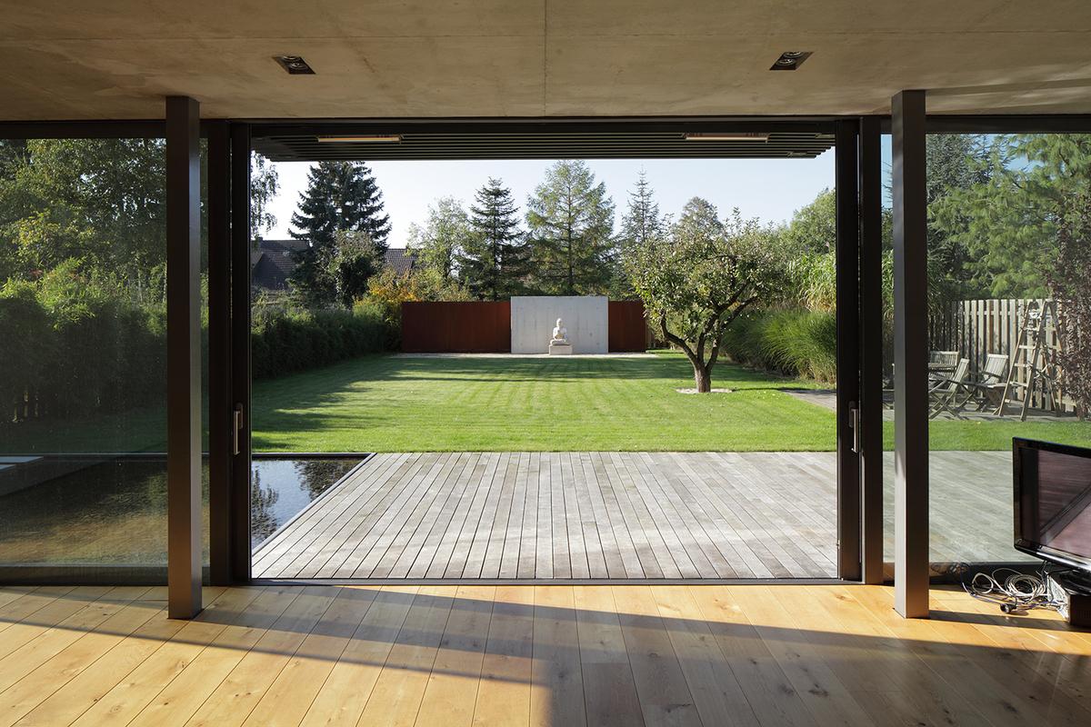 House in paderborn wannenmacher m ller architekten gmbh archinect - Architekten paderborn ...