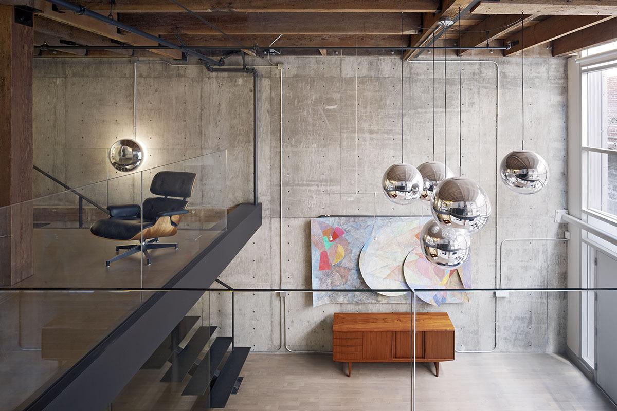 Oriental Warehouse Loft Edmonds Lee Architects Archinect
