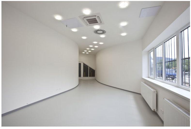Sejong - interior - showroom