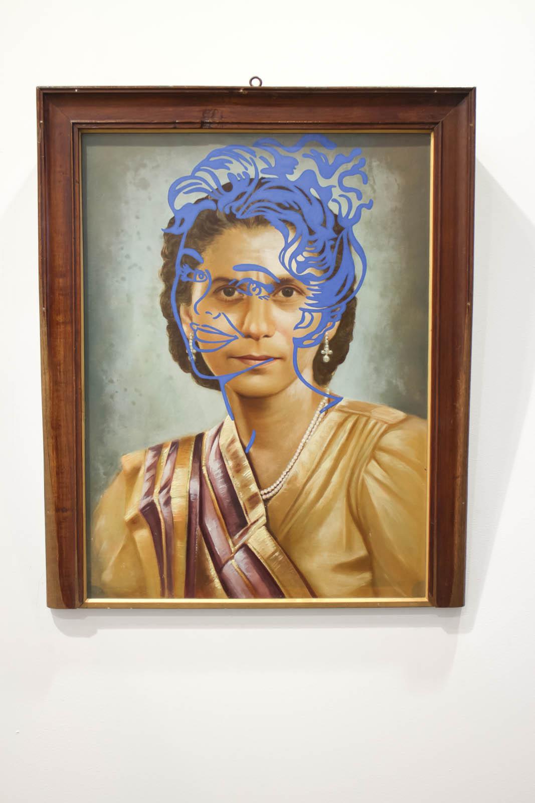 Nandan Ghiya - Untitled/Mom