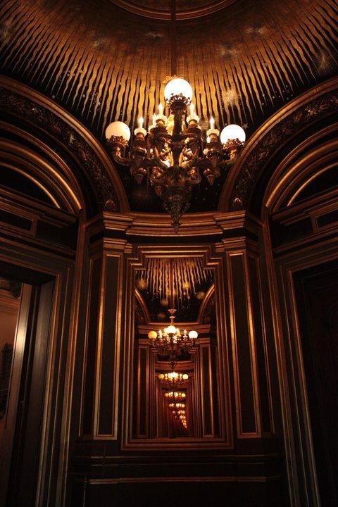 Paris, France_L'Opera National de Paris by Charles Garnier