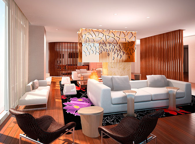 Amenities Lounge