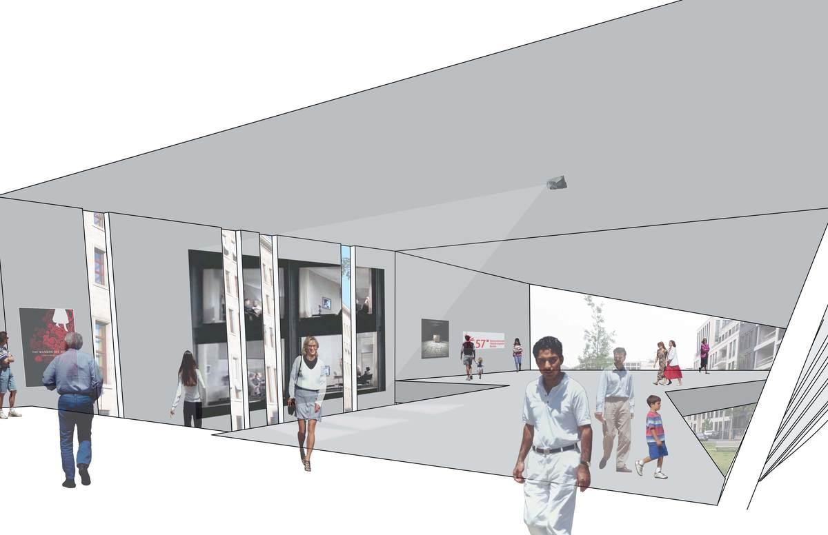 Rendering: Interior vs. exterior