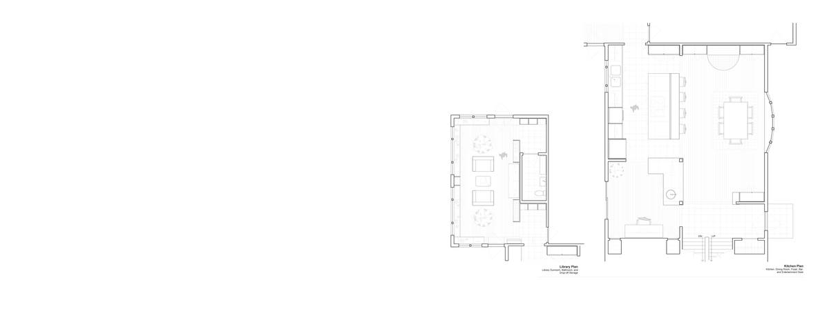 Leavenworth House Remodel Plan