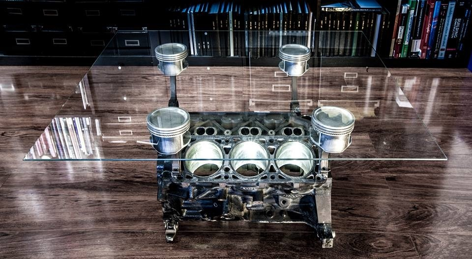 engine glass coffee table. coffee tablesglass top coffee table