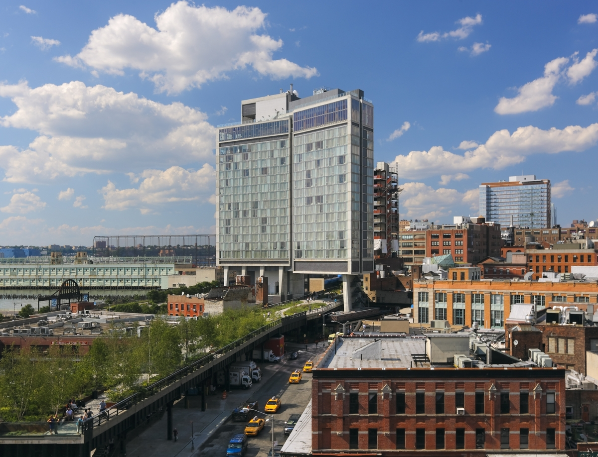 the standard high line - photo #1