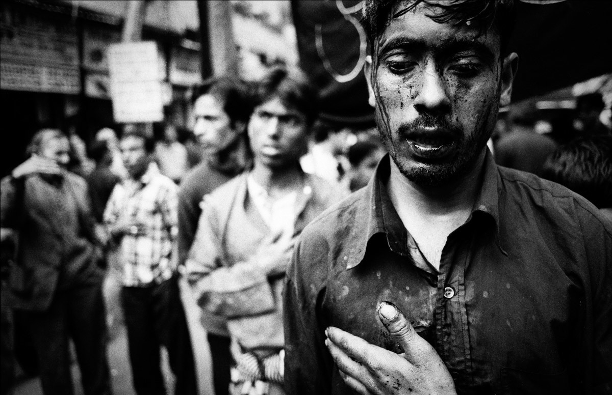 Simon Chang: Ashura, New Delhi, India