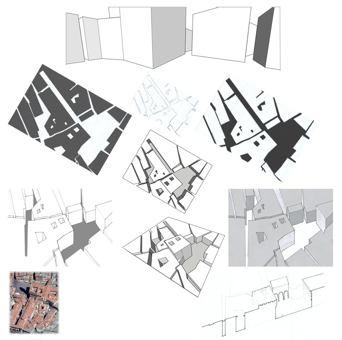 Piazza Della Signoria Plan