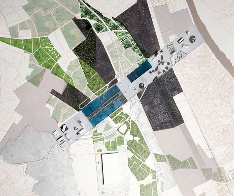 Site map (Image: OMA)