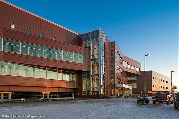 Alaska Native Hospital Emergency Room