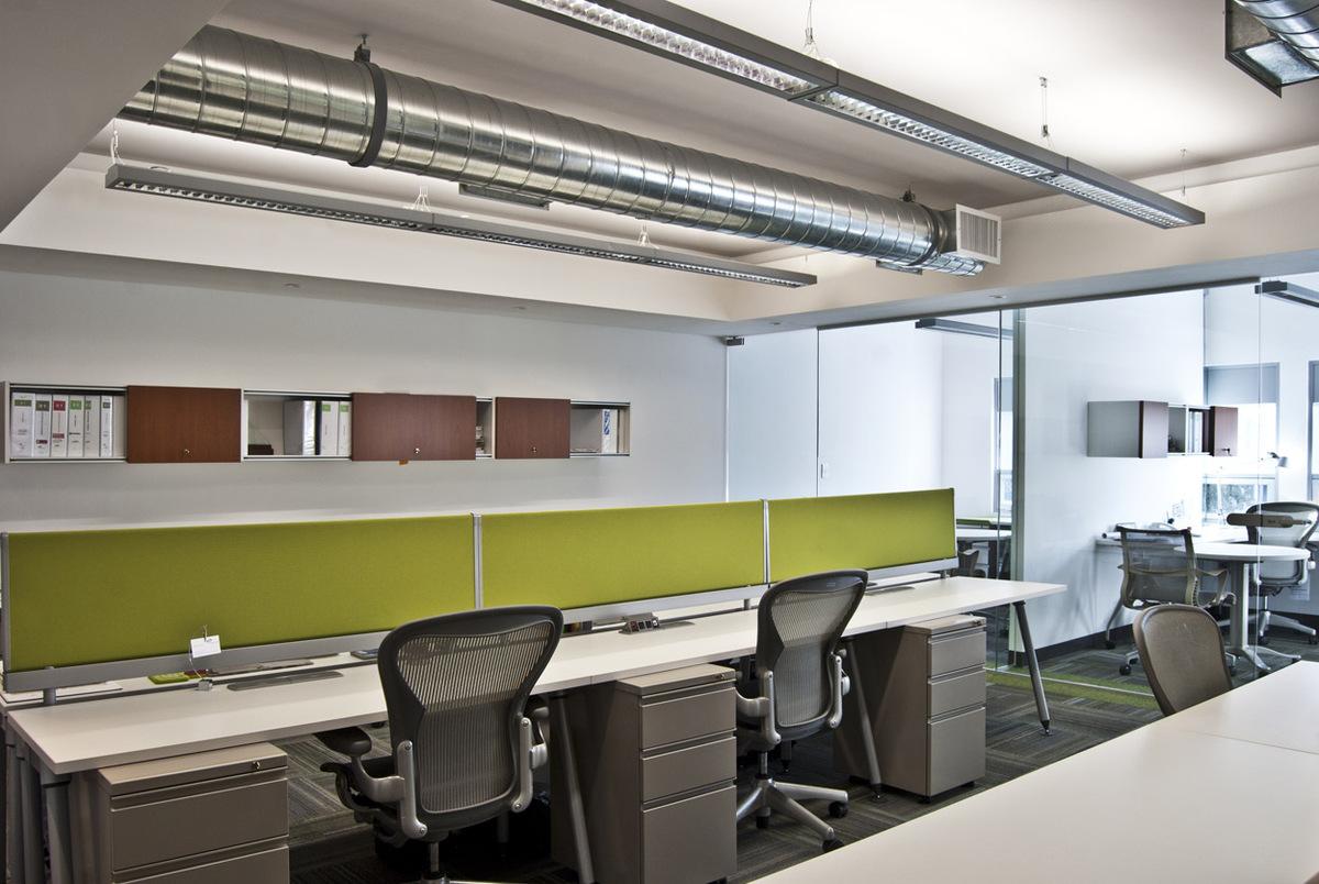 Oficinas t4 construcciones iq arquitectura luis dur n for Oficinas arquitectura