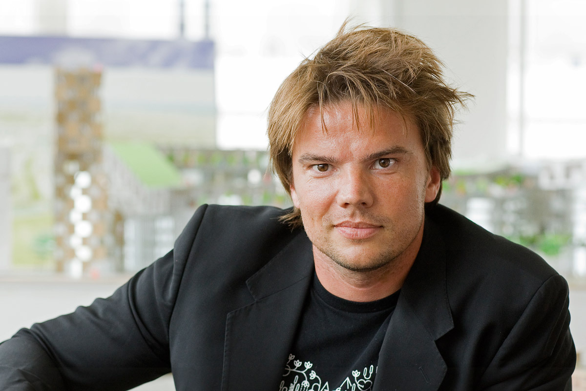 bjarke ingels to receive the european prize for architecture. Black Bedroom Furniture Sets. Home Design Ideas