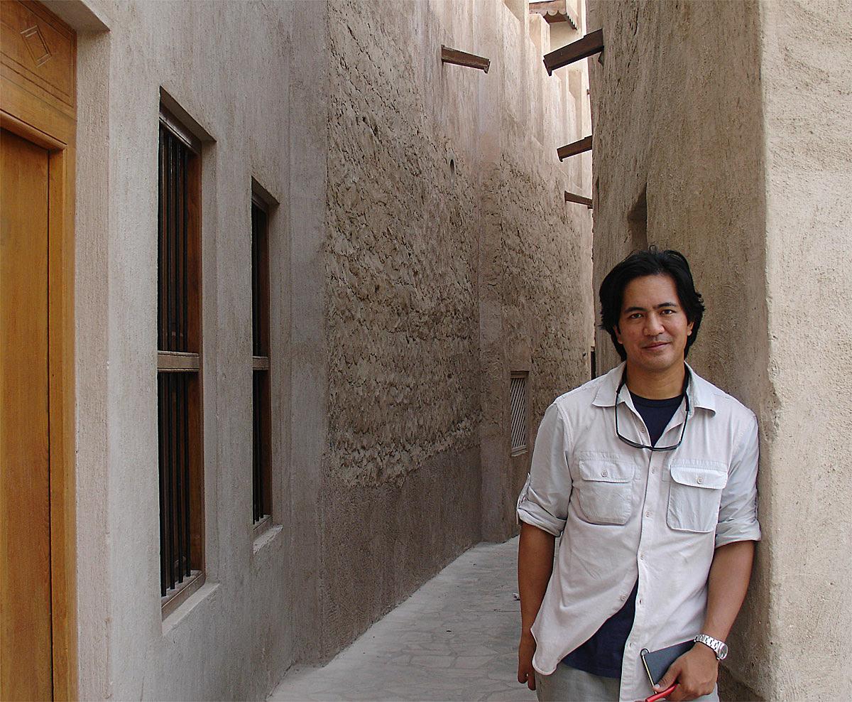Gerdo Aquino, president and principal of SWA Groups Los Angles studio