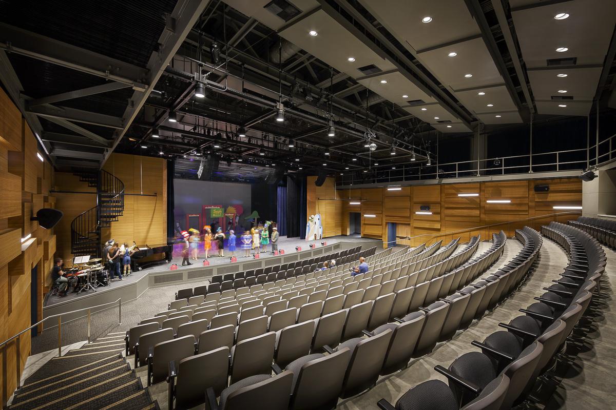 Corona del mar high school performing arts center lpa - Top interior design schools in california ...