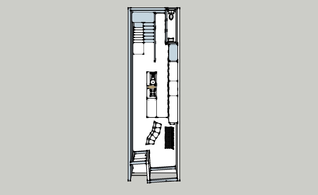 Multi Use Retrofit Commercial And Second Storey Double
