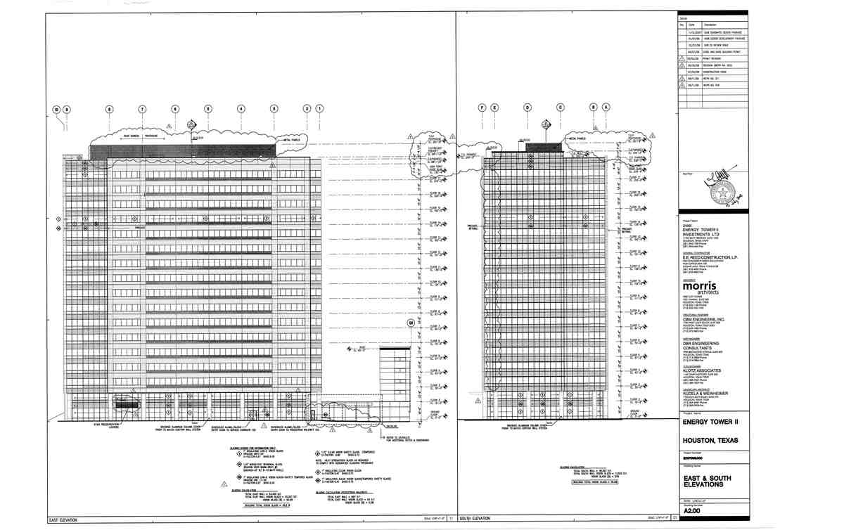 Elevation - Sample drawing