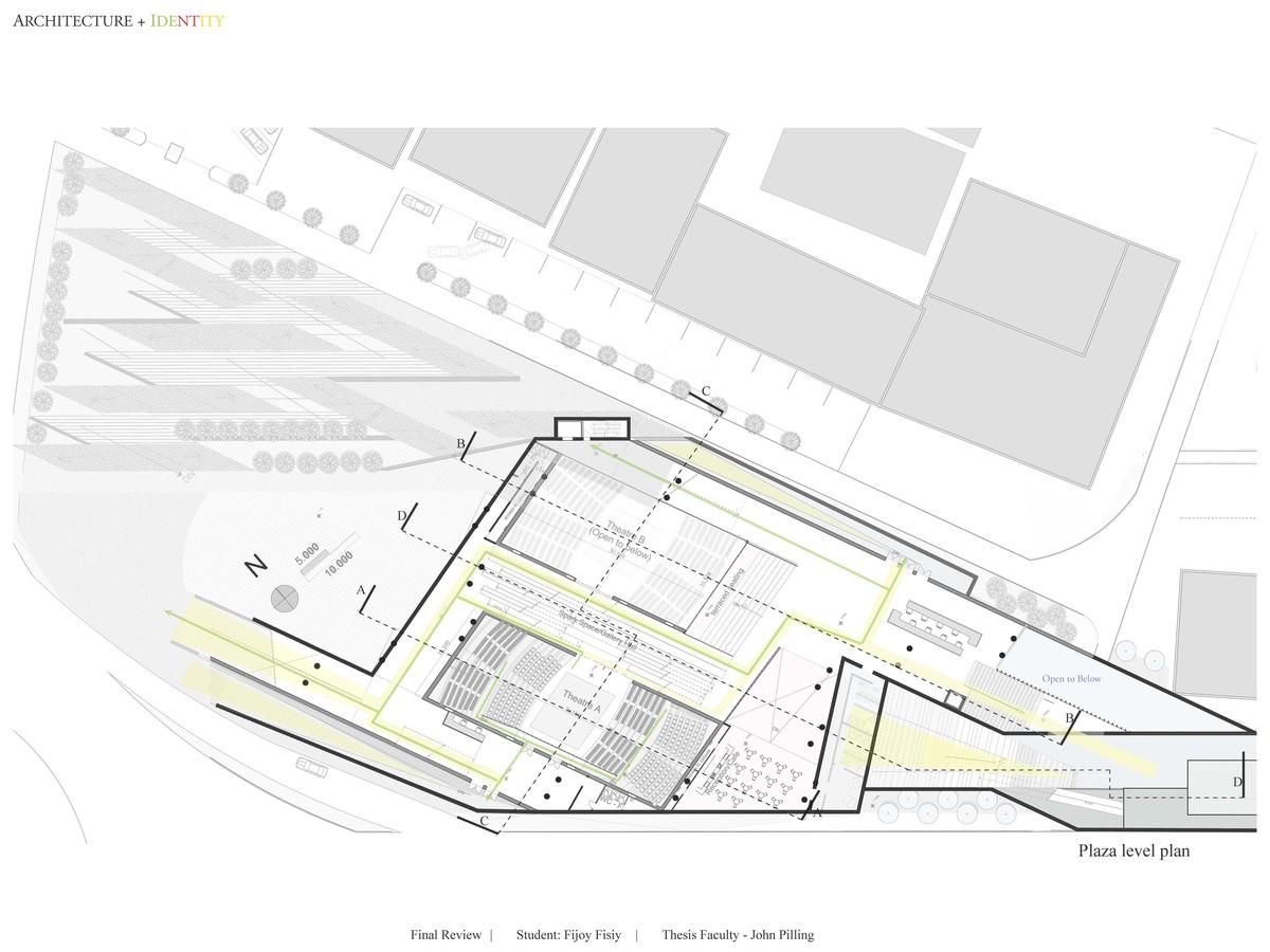 Plaza Plan