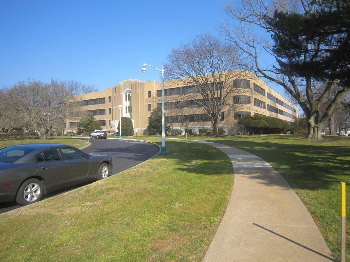 USDA ERRC Wynnewood Pennsylvania Retrofit and