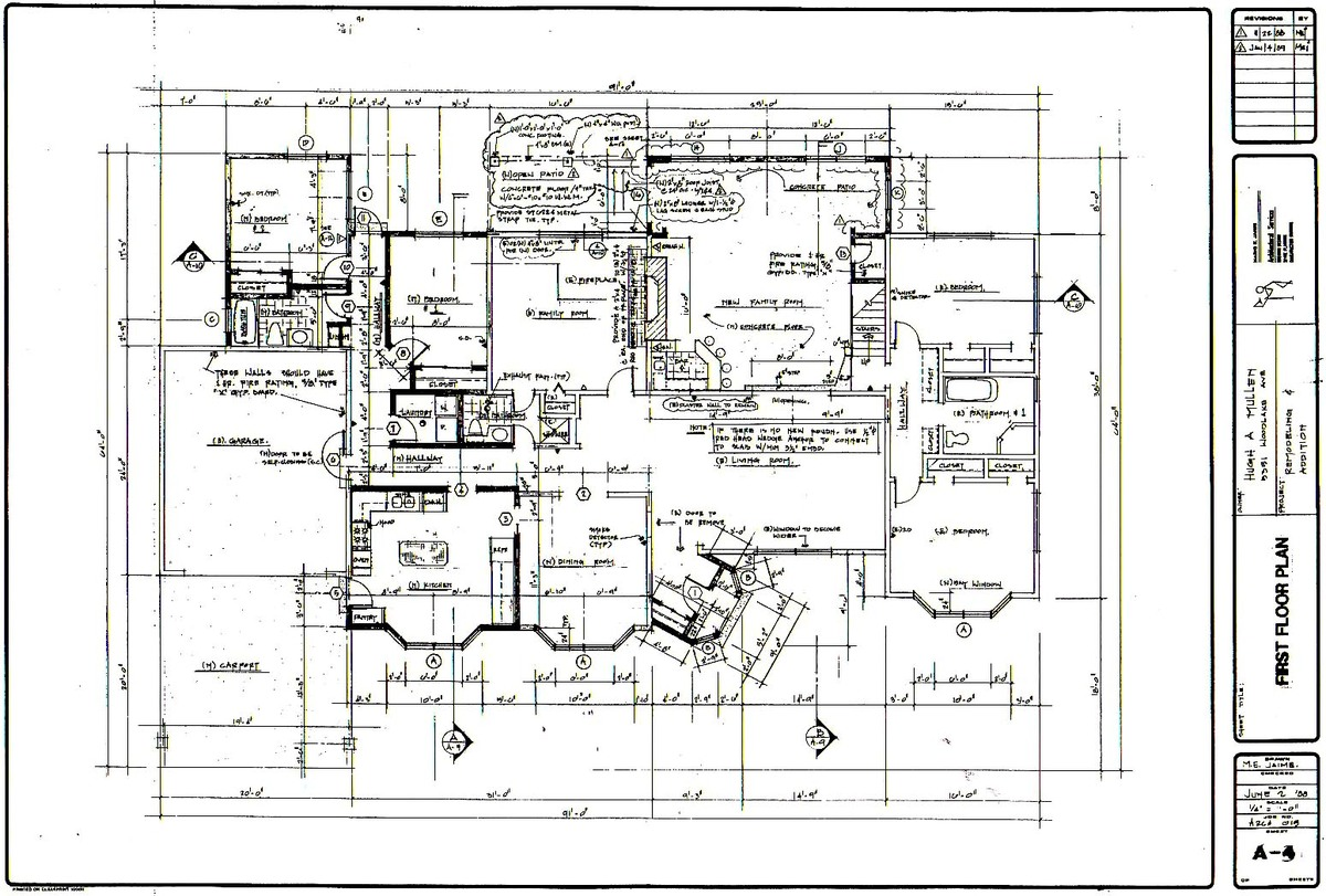 Residential projects mario e jaime archinect for Residential building floor plan