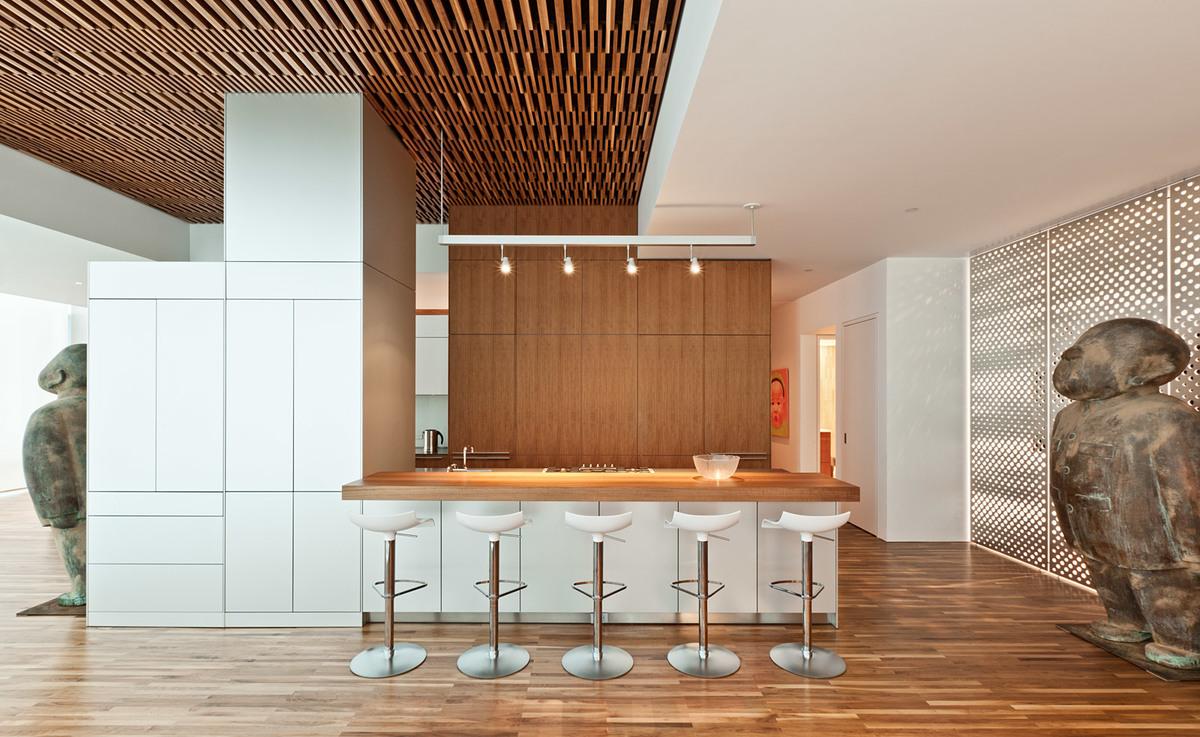 Chicago Apartment; Chicago, IL (Photo: Paul Crosby Studio)