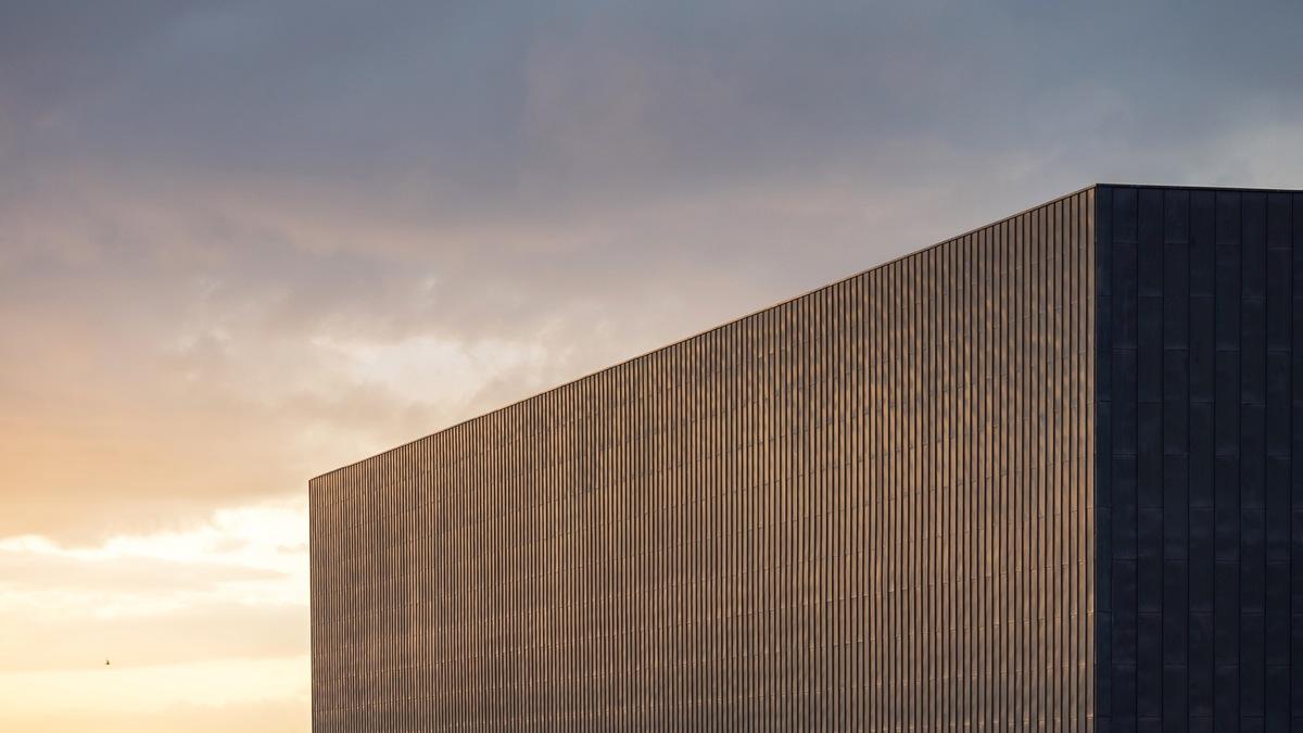 Copper Box Arena, Make Architects, Stratford London