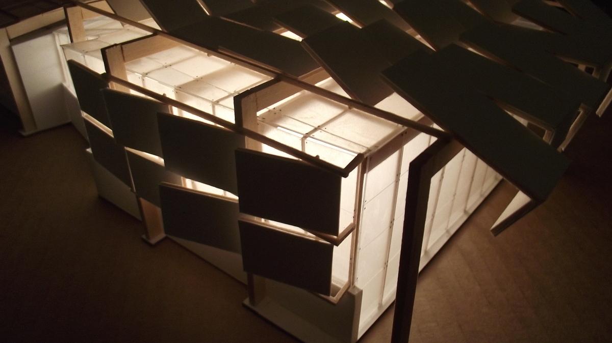Interior Lighting Model Photo