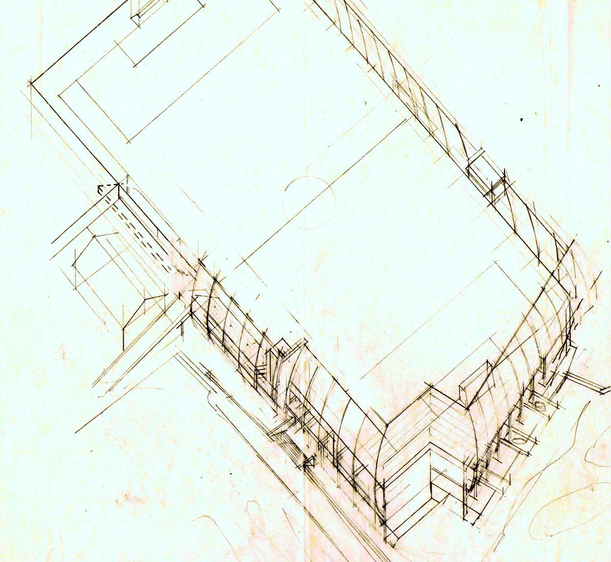 Sketch, Bird's Eye View
