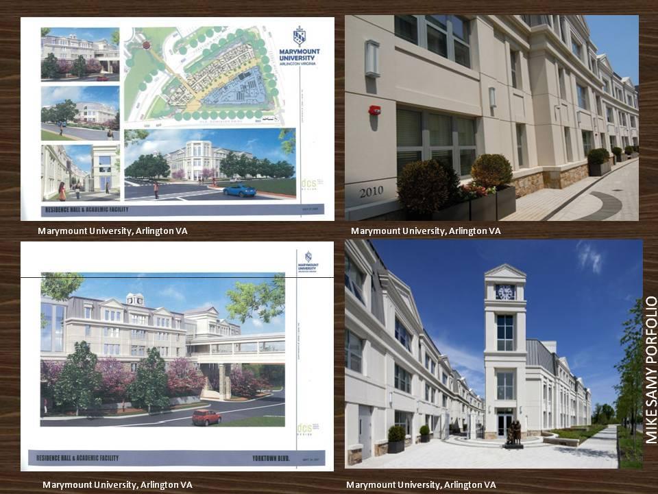Mary mount University Arlington VA