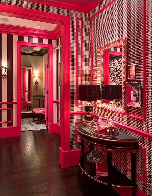 Victoria 39 s secret store design ayesha khan archinect for Secret design
