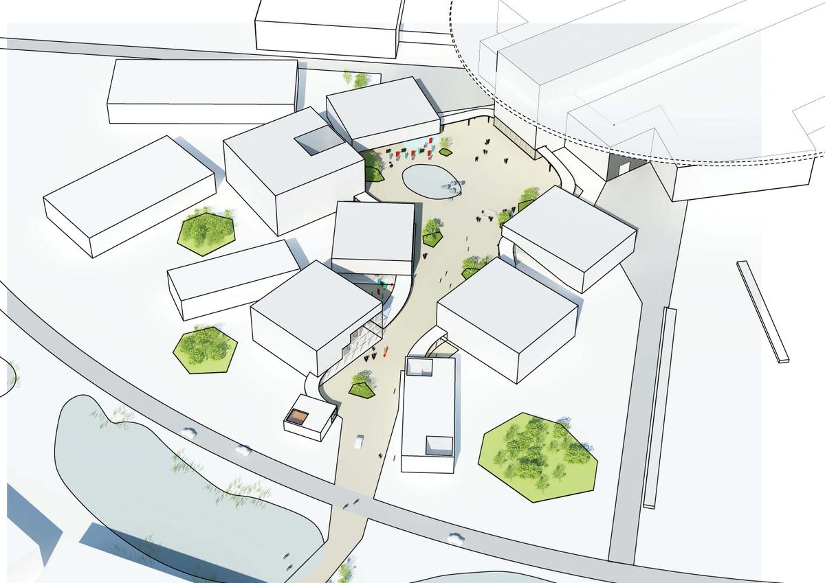 ESS Campus (Image: Henning Larsen Architects)