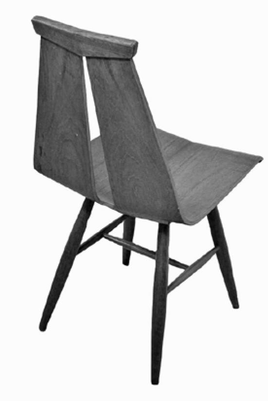 Split Chair by Risto Halme for Asko, 1960