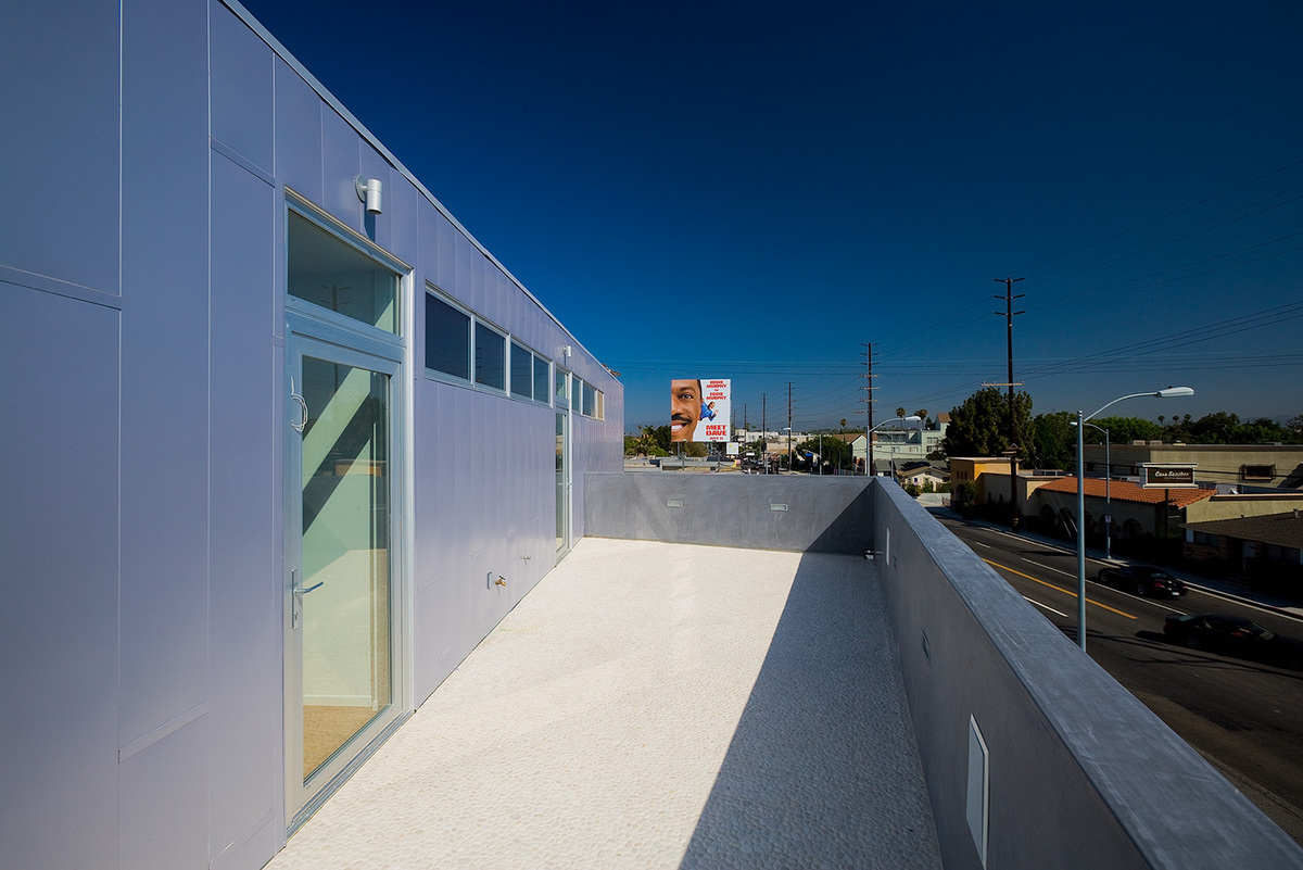 roof deck, residential