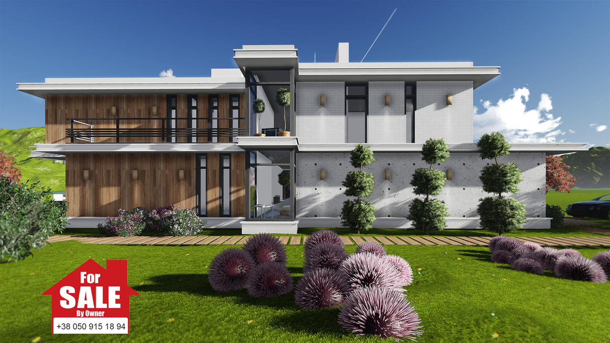 Private House Lounge House 280 m2