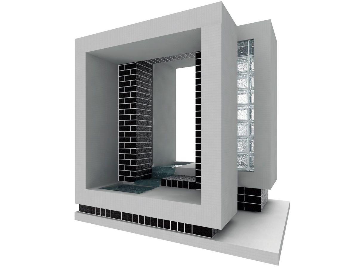 Masonry Build Mock-Up 2
