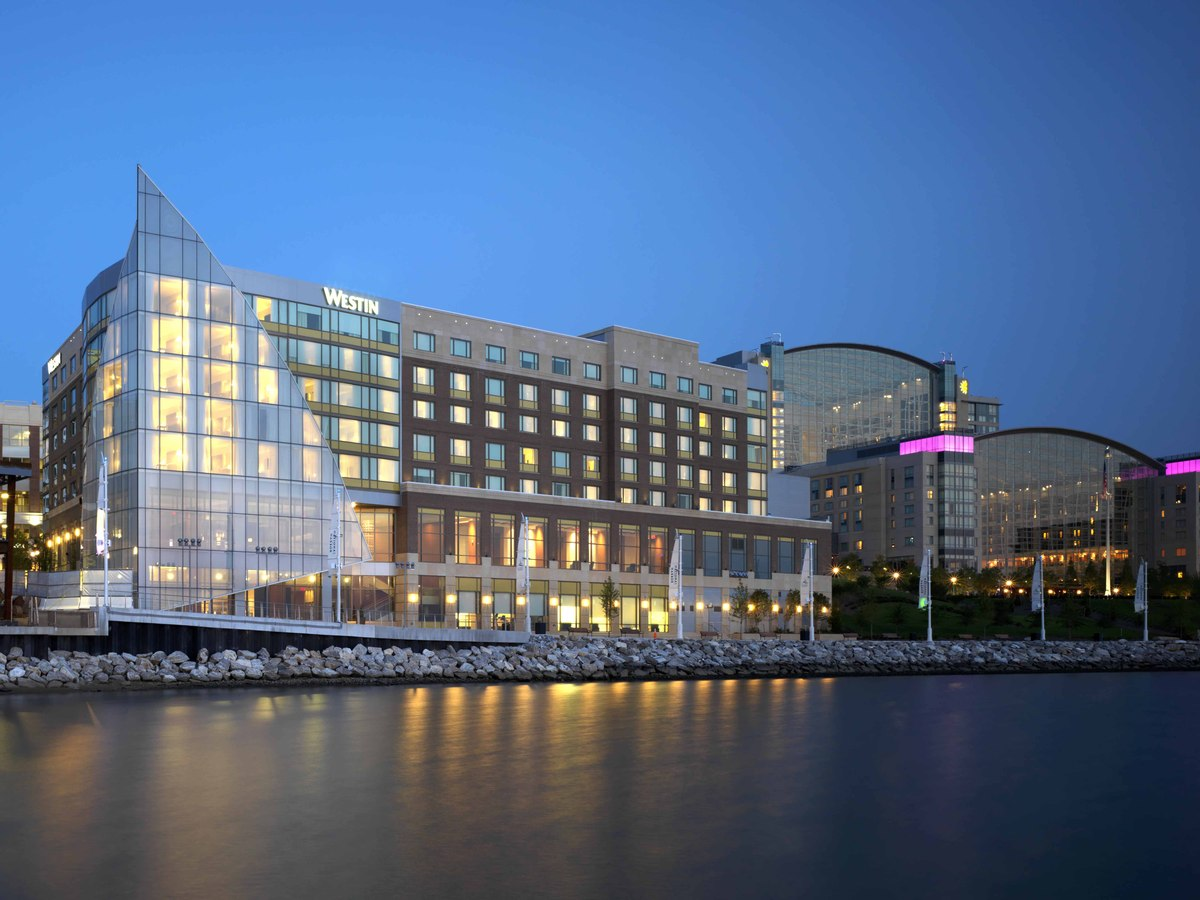 Westin National Harbor William Campbell Archinect