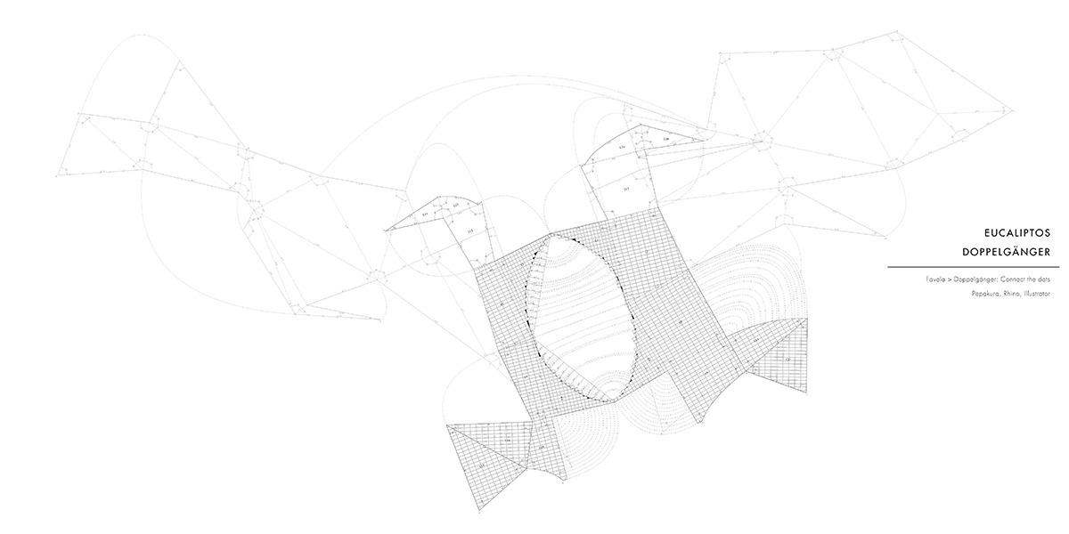 Favela>Doppelgänger: Connect the Dots