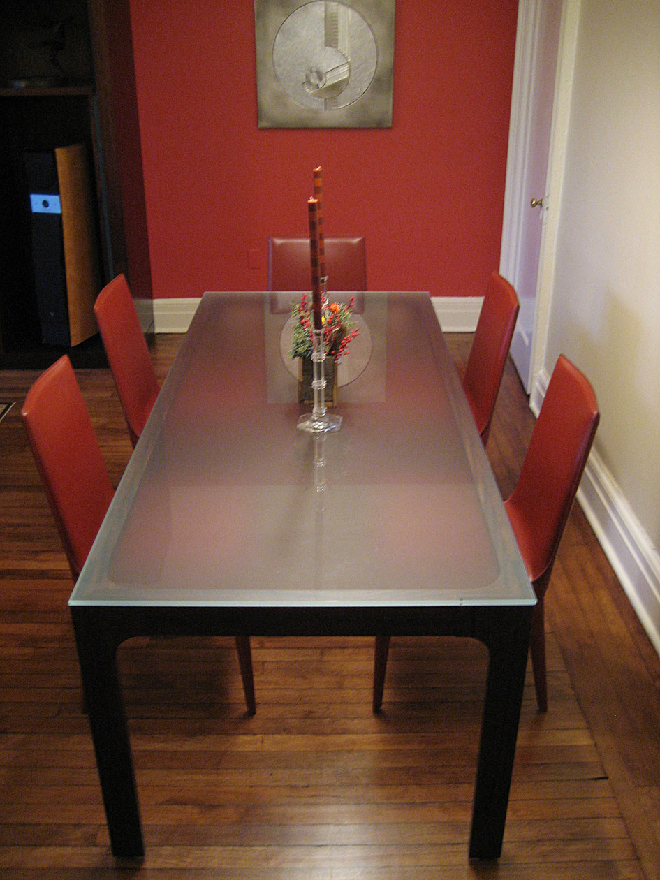 Dining Room Table And Coffee Table Michael Penney Archinect