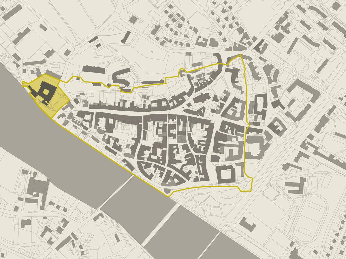 Site plan. Image: ENOTA