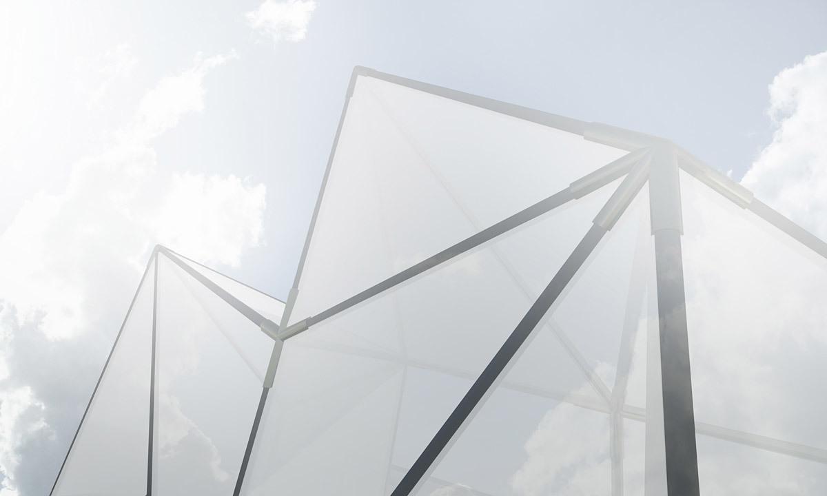 Construction detail (Image: Eriksen Skajaa Architects)