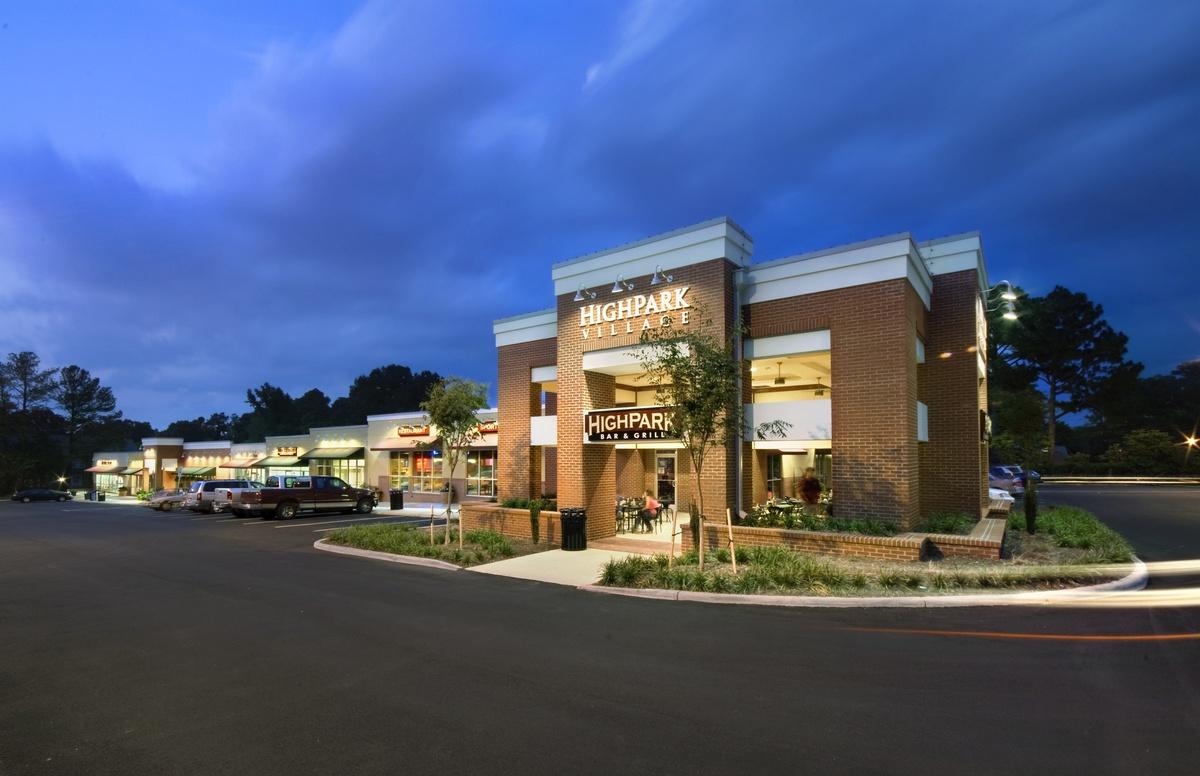 Highpark Shopping Center Linda Lavis Archinect