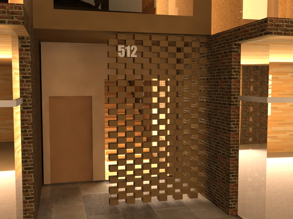 Private Residences entry