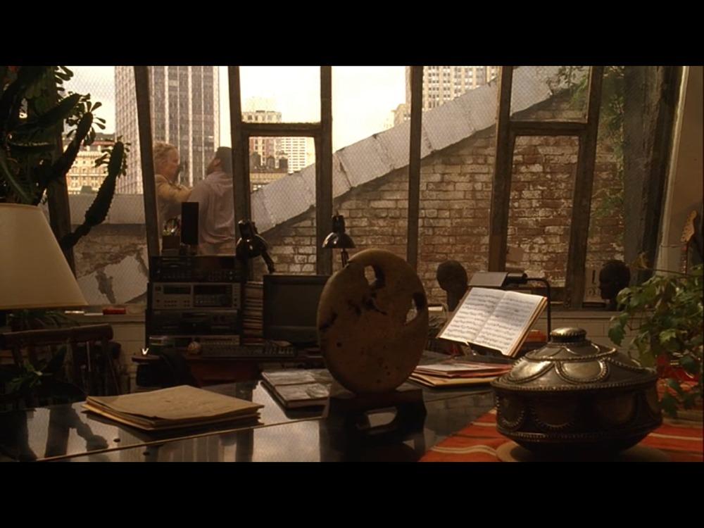 Melinda and Melinda screenshot, credit Julia Ingalls.