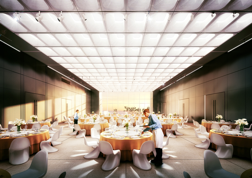 Banquet Hall Grand Ballroom