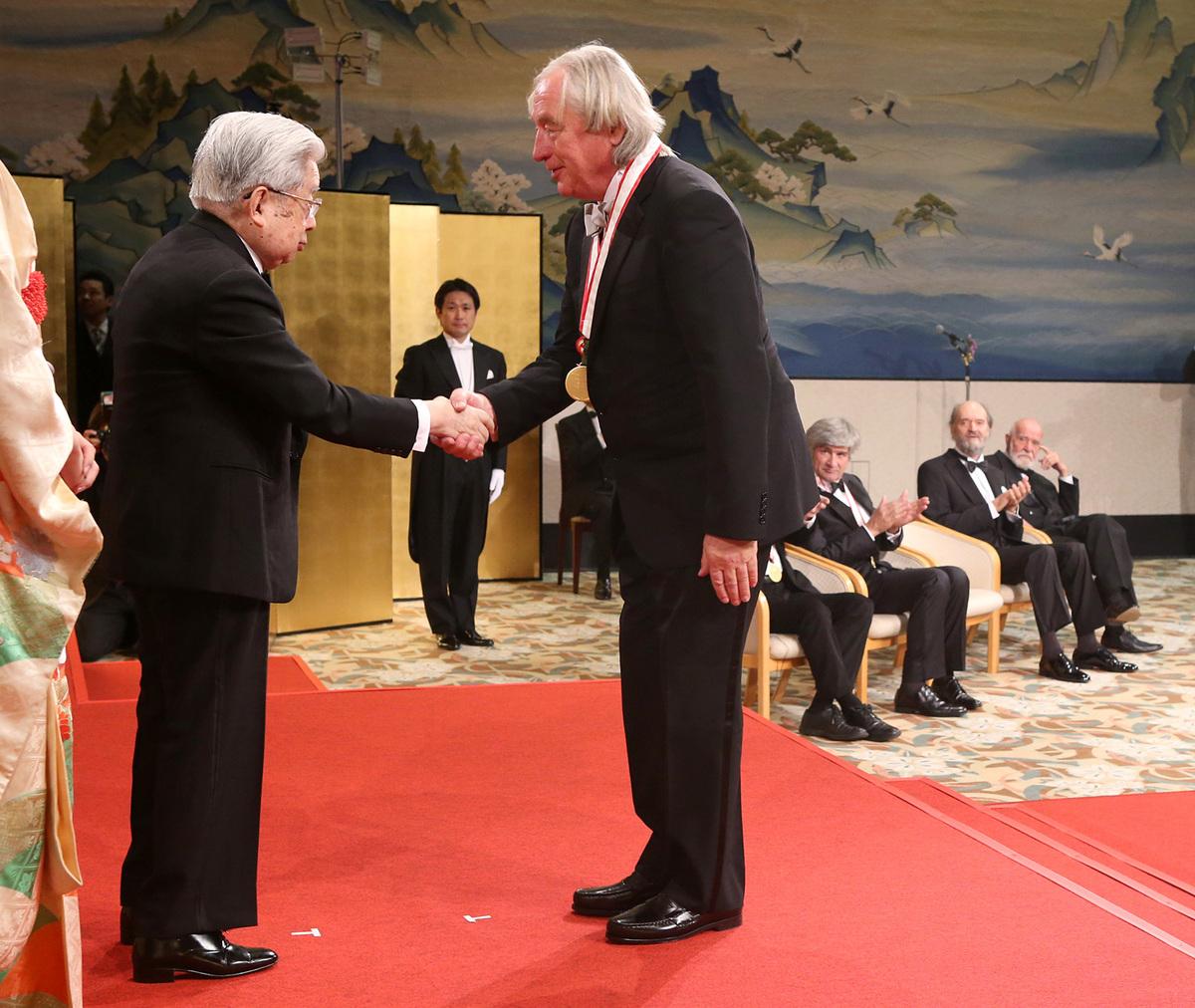 Steven holl receives praemium imperiale international arts for Praemium imperiale