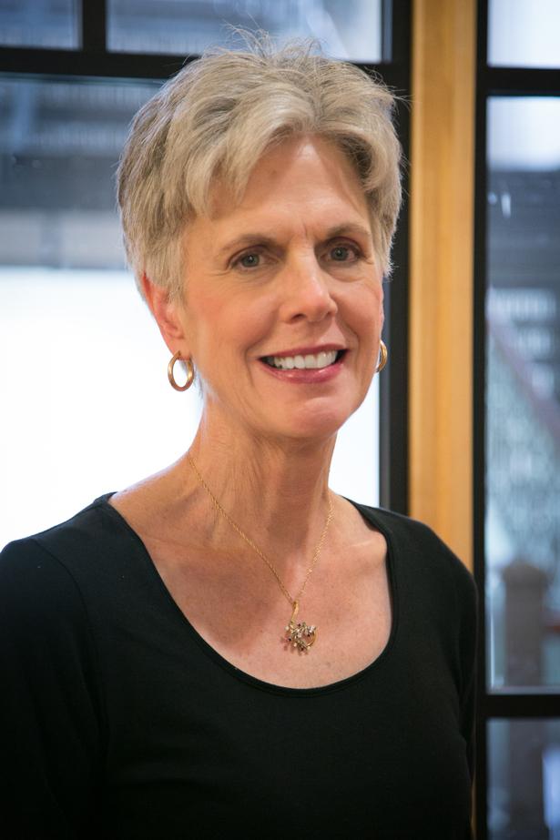 Professor Ann Dickson-interim dean of the College of Design