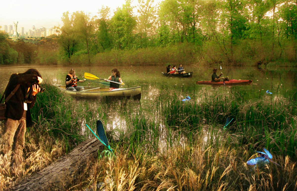 Truhaniv water activities (Image: Wolf House Productions)