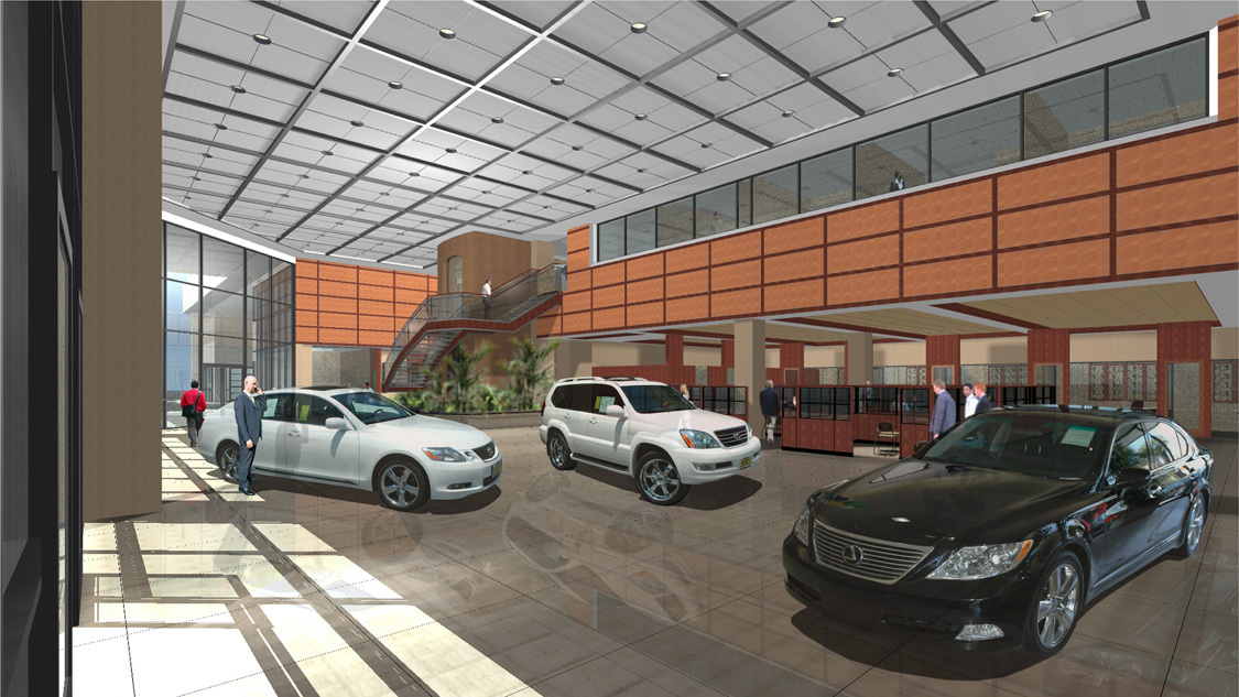 Proposed Showroom