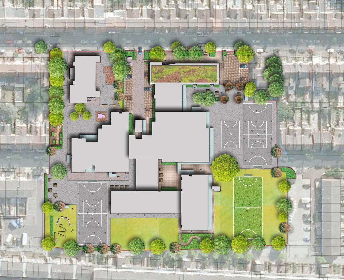 Avenue Primary School Justin Davis Archinect