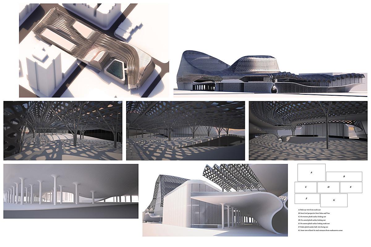 Board 3 - renderings